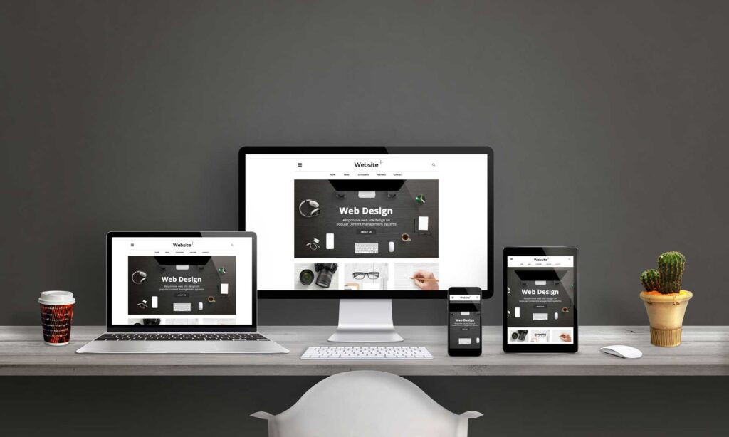 Websites mit Responsive Design