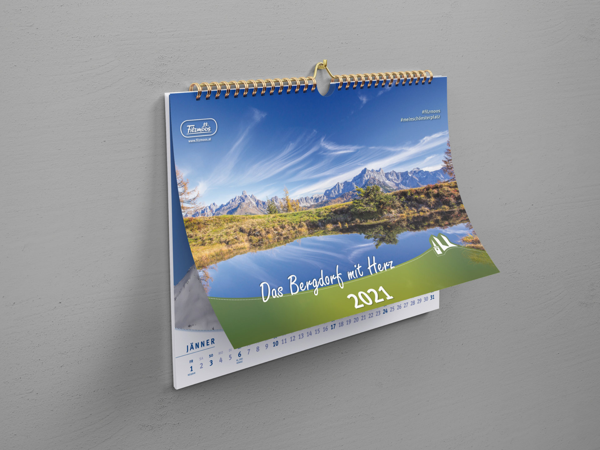 Tourismusverband Filzmoos Kalender